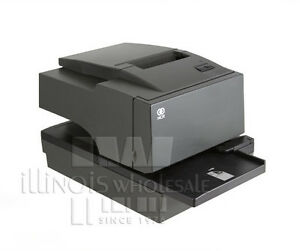 NCR RealPOS 7168 Two-Sided Multifunction Printer, 7168-2223, Charcoal/CG1