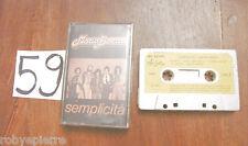 MC Musicassetta Cassetta Audio Mattia Bazar Semplicità ARISTON ar 20345 1978