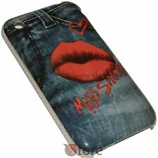 Cover for iPhone 3GS 3 G I Love Italy rigid