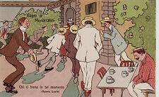 "#MONTECATINI 1908 ""CHI CI FRENA IN TAL MOMENTO""- EDIZ. GIUSTI BELLA GRAFICA"
