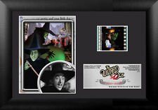 Film Cell Genuine 35mm Framed Matted Wizard of Oz 75th Anniv Wicked Witch 6039
