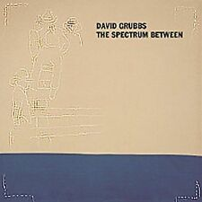 DAVID GRUBBS The Spectrum Between CD NEW Drag City ‎DC186CD indie rock