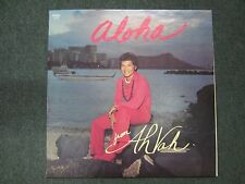 Aloha From AhVah~AUTOGRAPHED Private Label Hawaiian Traditional~FAST SHIPPING!!!