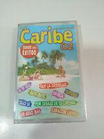 Caribe Total 02 Todos los Exitos Corazon Latino - Cinta Cassette Nueva