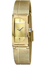 Esprit Uhr Uhren Damenuhr ES1L015M0025 Houston Lux gold Armbanduhr NEU