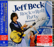 JEFF BECK-ROCK `N` ROLL PARTY-JAPAN CD BONUS TRACK D62