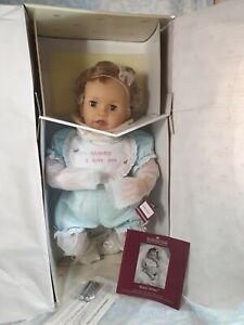"Ashton Drake Galleries ""Katie Kisses"" Baby Doll So Truly Real"