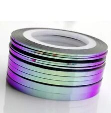 CHAMELEON Nail Art Striping Tape Line Strips Nails Decoration Stickers 1mm