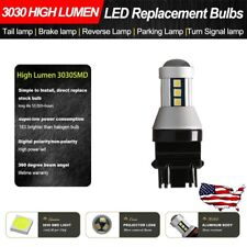 Motorcycle 3157 Lamp LED Tail Light No Error For 1999-2013 Chevrolet Silverado