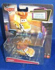 DISNEY PIXAR CARS DRIVE-IN TOY STORY WOODY COLLECTOR CAR, NEW