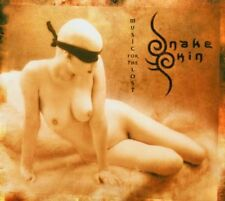SNAKESKIN Music For The Lost CD Digipack 2004 LACRIMOSA