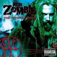 "ROB ZOMBIE ""THE SINISTER URGE"" CD NEUWARE"