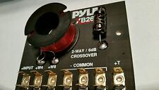New PYLE XB26 Made in USA 2 Way Passive Crossover