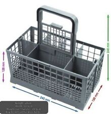 CUTLERY BASKET TO FIT SERVIS AEG BEKO ELECTROLUX  ZANUSSI CURRYS DISHWASHERS