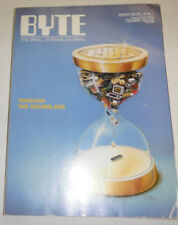 Byte Magazine Through The Hourglass January 1985 111214R1
