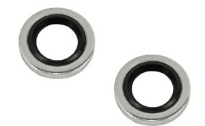 """Air Venturi 1/8"""" BSPP Self-Centering Bonded Seal NEW ~FREE SHIPPING~ X2 sale!"""