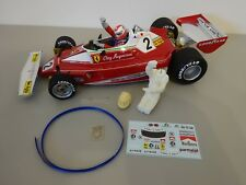 "Figure Kit for Ferrari 312T2 "" Niki Lauda "" 1976 1/18"