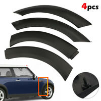 Front Rear Left Right Wheel Arch Trim Fender Cover For BMW MINI One/One D/Cooper