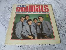 THE ANIMALS. SELF TITLED. MGM. E-4264. 1964. FIRST US PRESSING.