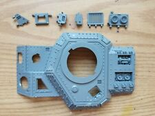 Imperial Guard Baneblade Upper Hull w Hatches - Warhammer 40K Conversion Bits