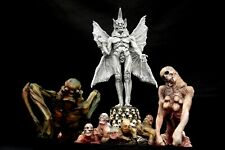 ANCIENT SUMERIAN DEMON PAZUZU Father of all Demons 20cm stone statue