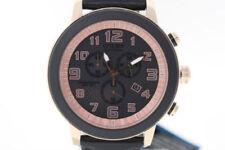 Relojes de pulsera Citizen Eco-Drive de piel acero inoxidable