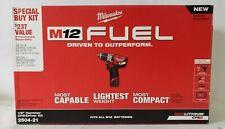 Milwaukee 2504-21 M12 FUEL 12-Volt Cordless 1/2
