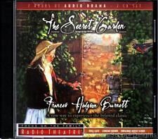 NEW Sealed THE SECRET GARDEN Audio CD Set Focus on the Family Radio Theater
