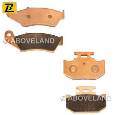 FRONT REAR Sintered Brake Pads for YAMAHA WR 400 4T 1998