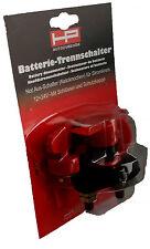 Batterie-Interrupteur sectionneur 12/24v natoknochen Battery disconnector 20314