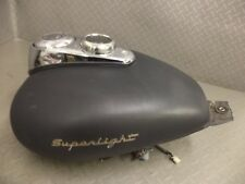 KEEWAY Superlight 125 fuel tank (compete with console, tap, gauge, sender)