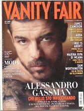VANITY FAIR N. 15 APRILE 2010 ALESSANDRO GASSMAN JAMES CAMERON ABBA MARINA RIPA