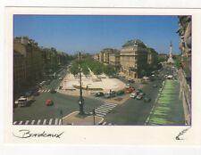 Bordeaux Les Allee de Tourny France 1999 Postcard 388a