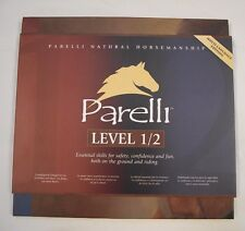 PARELLI PATHWAYS - LEVEL 1/2 - LEVEL ONE & LEVEL TWO  EXCELLENT Condition 3 DVD