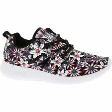 LA GEAR Purple Floral Patterned Trainers size 5 - New in Box