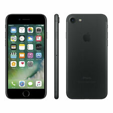 Apple iPhone 7 32GB Verizon + GSM Unlocked Smartphone - Black - BAD TOUCH ID