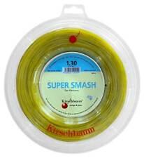 Kirschbaum Super Smash 1.30mm 16 Tennis Strings 200M Reel