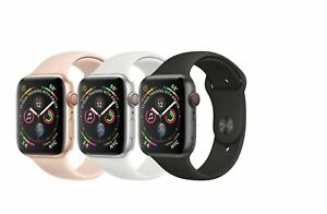 As New Apple Watch Series 4 GPS + Cellular 40mm 44mm Aluminum AU Stock- All Clrs