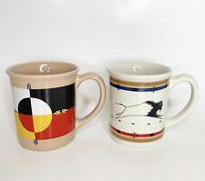 2 X Pendleton Coffee Mug Ceramic