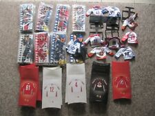 2003 & 2006 McDonalds NHL Mini Jerseys. THIRTY TWO. Many Still in Packages