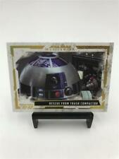 2017 Star Wars Masterwork  Canvas Parallel   R2-D2  Rescue From Trash Compactor