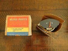Chrysler Temperature Gauge 1957 Windsor NY 300 Saratoga Mopar NOS