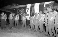 6x4 Photo ww10DC Normandy Para GBCA 6th Air Div  5th June Albemarle RAF Harwell
