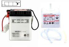 Batterie 6V / 4 Ah HONDA XL 125 S 1980 - 1987/•XL 250 SB MD01 1982