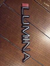 Chevrolet GM OEM 91-94 Lumina Front Door-Emblem Badge Nameplate 10182613