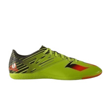 Adidas Messi 15.3 Indoor Mens Soccer Cleats Green (S74691)