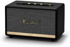 Marshall Acton II Kabellos Tragbar Heim Bluetooth Lautsprecher - Schwarz