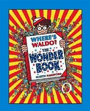 Where's Waldo? The Wonder Book: Mini Edition with Magnifier
