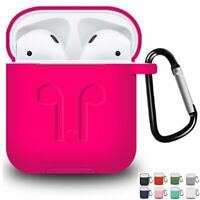 AirPods Silicone Case Holder Protect Shockproof For Apple Airpod Charging Cover