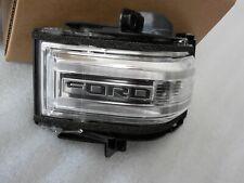 Ford F150 F250 F350 Mirror Turn Signal Lamp Lens New OEM FL3Z 13B374 CA Right RH